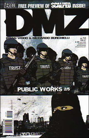 DMZ 14-A by Vertigo