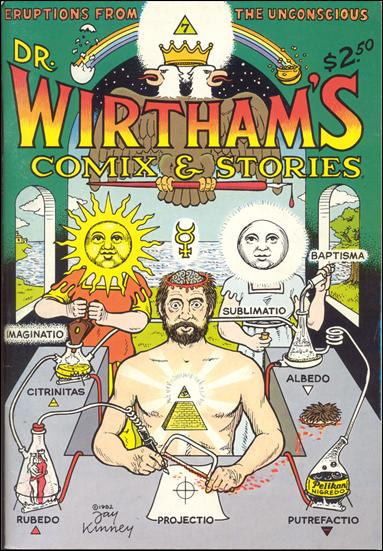 Dr. Wirtham's Comix & Stories 7-A by Clifford Neal