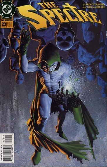 Spectre (1992) 23-A by DC