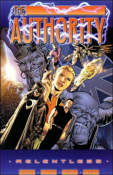 Authority 1-B by WildStorm