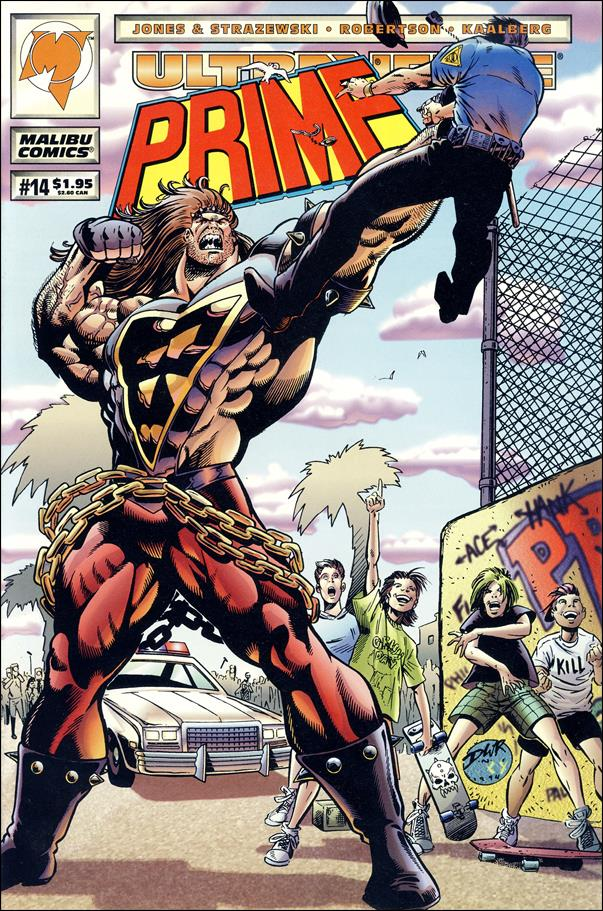 Prime (1993) 14-A by Malibu