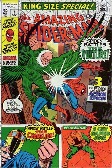 Amazing Spider-Man Annual (1964) 7-A by Marvel