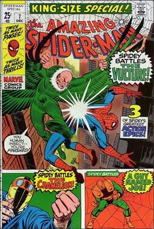 Amazing Spider-Man Annual (1964) 7-A