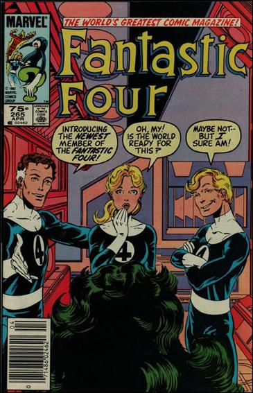 Fantastic Four (1961) 265-B by Marvel