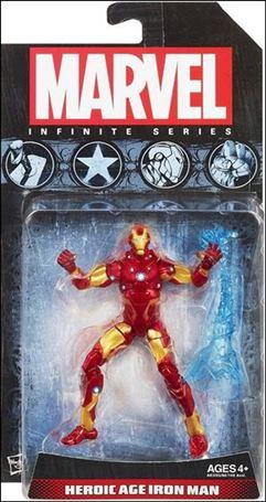 Marvel Infinite Series Heroic Age Iron Man
