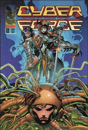 Cyberforce (1993) 11-A