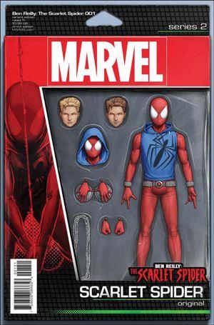 Ben Reilly: Scarlet Spider 1-B