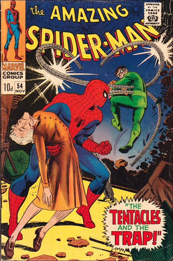 Amazing Spider-Man (1963) 54-B by Marvel
