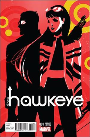 All-New Hawkeye 1-D