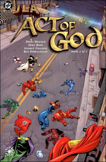 JLA: Act of God 2-A by DC