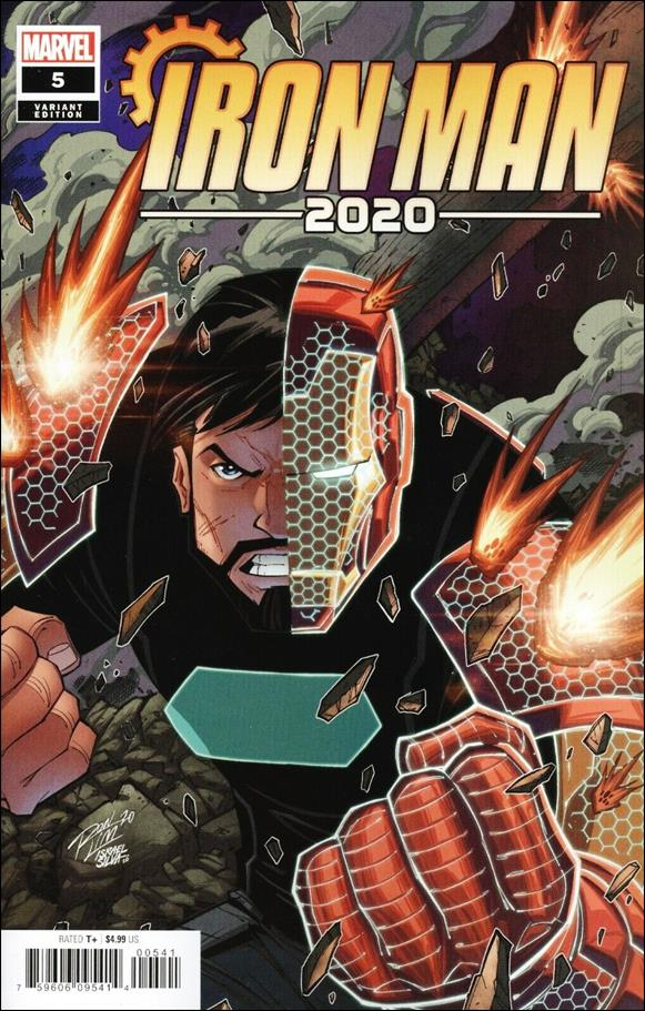 Iron Man 2020 (2020) 5-C by Marvel