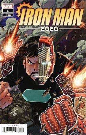 Iron Man 2020 (2020) 5-C