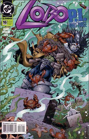 Lobo (1993) 16-A by DC