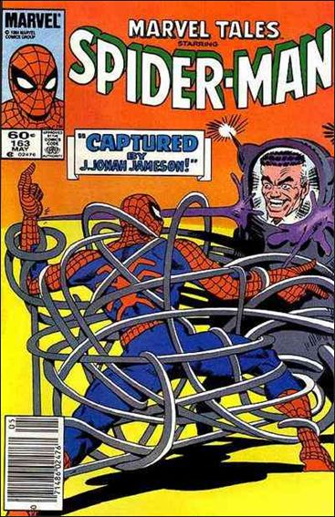 Marvel Tales (1966) 163-A by Marvel