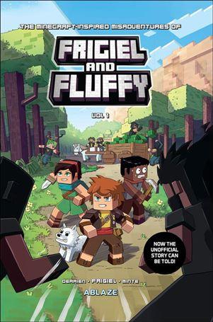 Unofficial Minecraft Misadventures of Frigiel & Fluffy 1-A