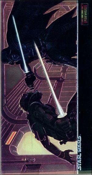 Star Wars Widevision (Finest Chromium Subset) C5-A by Topps