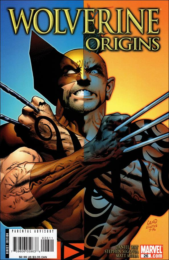 Wolverine: Origins 26-A by Marvel