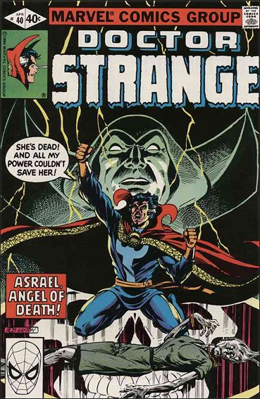 Doctor Strange (1974) 40-A by Marvel