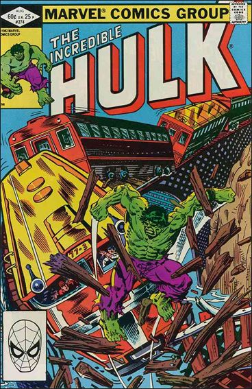 Incredible Hulk (1968) 274-A by Marvel