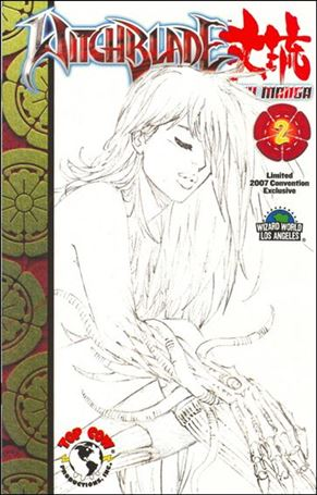 Witchblade: Takeru Manga 2-C