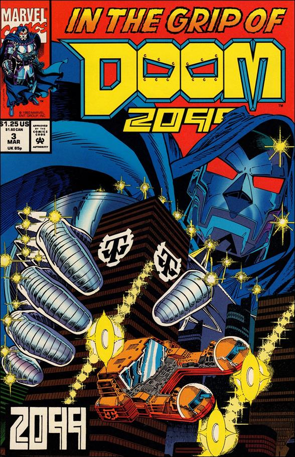 Doom 2099 3-A by Marvel