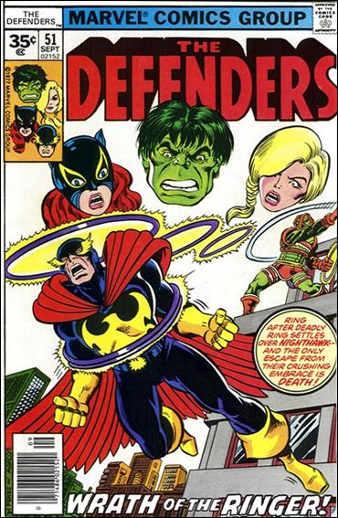 Defenders (1972) 51-B by Marvel