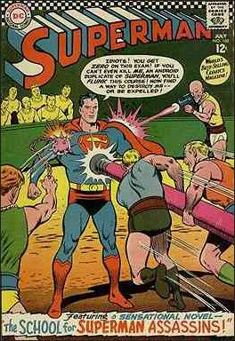 Superman (1939) 188-A by DC