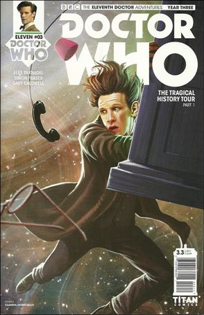 Doctor Who: The Eleventh Doctor Year Three 3-A