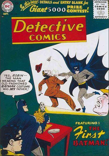 Detective Comics (1937) 235-A by DC