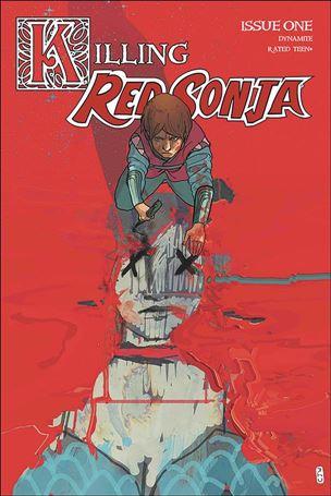 Killing Red Sonja 1-K