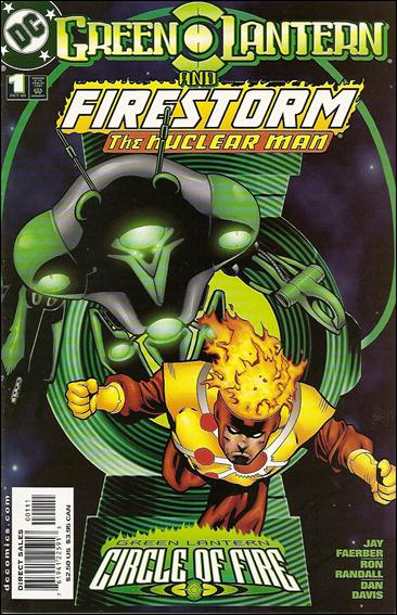 Green Lantern/Firestorm 1-A by DC