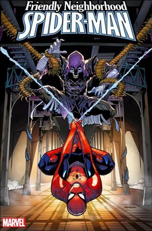 Friendly Neighborhood Spider-Man (2019) 10-B