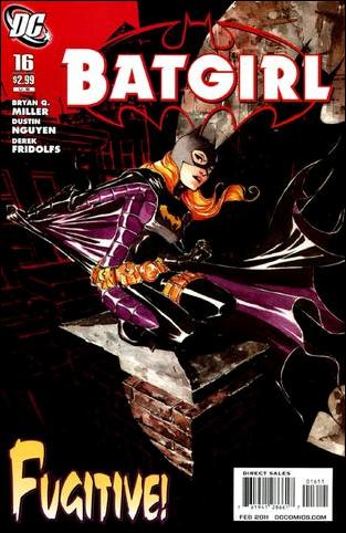 Batgirl (2009) 16-A by DC