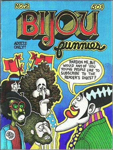 Bijou Funnies 2-A by Kitchen Sink