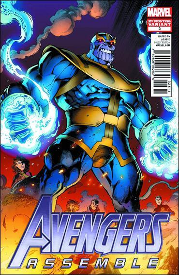 Avengers Assemble (2012) 3-B by Marvel