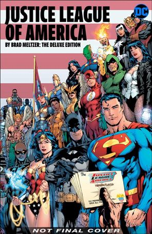 Justice League of America by Brad Meltzer: The Deluxe Edition nn-A