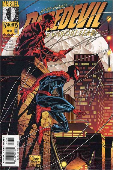 Daredevil (1998) 8-A by Marvel