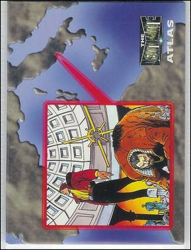 Deathmate (Base Set) 2-A by Upper Deck