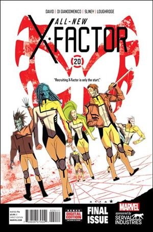 All-New X-Factor 20-A