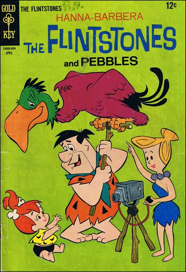 Flintstones (1961) 45-A by Gold Key