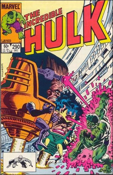 Incredible Hulk (1968) 290-A by Marvel