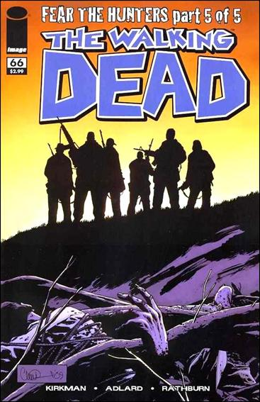 Walking Dead (2003) 66-A by Skybound Entertainment