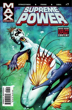 Supreme Power (2003) 7-A