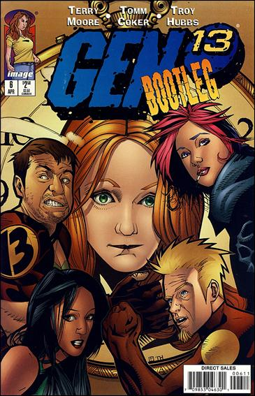 Gen13 Bootleg 6-A by WildStorm