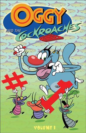 Oggy and the Cockroaches 1-A