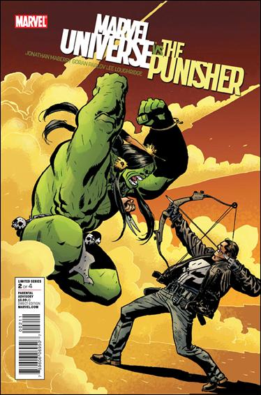 Marvel Universe vs The Punisher 2-A by Marvel