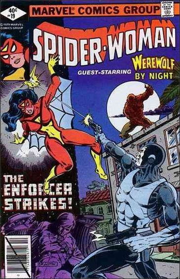 Spider-Woman (1978) 19-A by Marvel