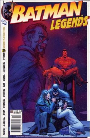 Batman Legends (2007) (UK) 10-A