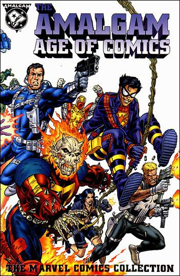 Amalgam Age of Comics: The Marvel Comics Collection nn-A by Amalgam