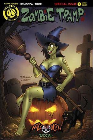 Zombie Tramp: Halloween Special 1-D